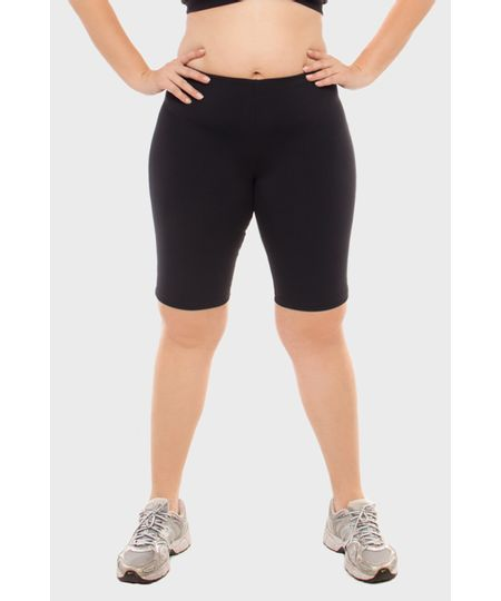 Bermuda Plus Size Lisa Fitness