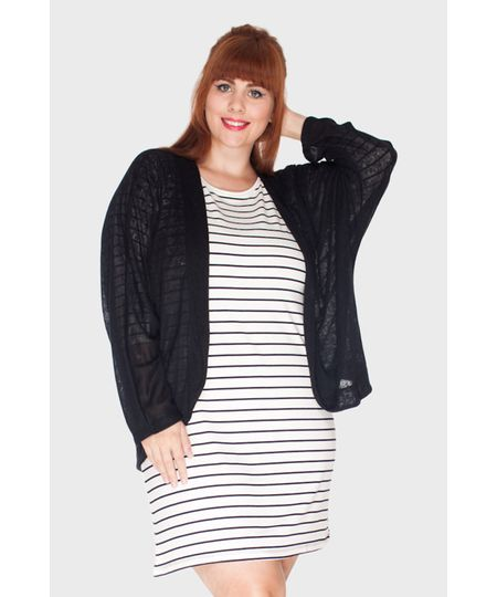 Casaco Blue Moon Plus Size
