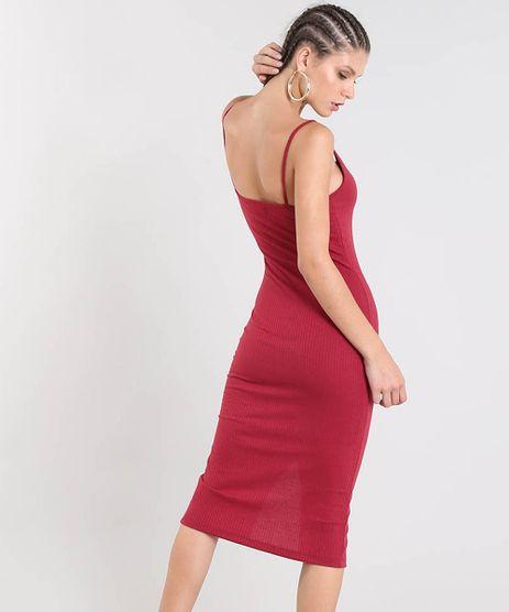 d6e07c5f6 Vestido Feminino Midi em promoção - Compre Online - Melhores Preços ...