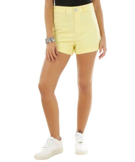 Short-Hot-Pant-Amarelo-8453669-Amarelo_1