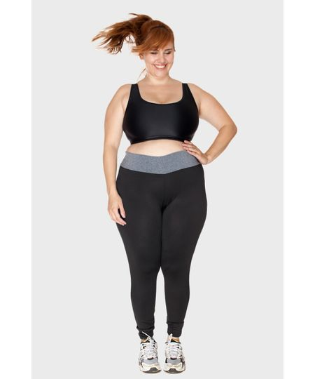 Legging Stroke Lisa Plus Size