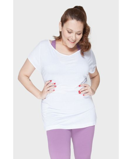 Blusa Gola V Plus Size