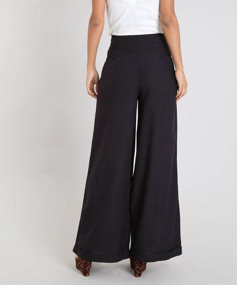 597f9ad516 Calca Pantalona Yessica em promoção - Compre Online - Melhores ...