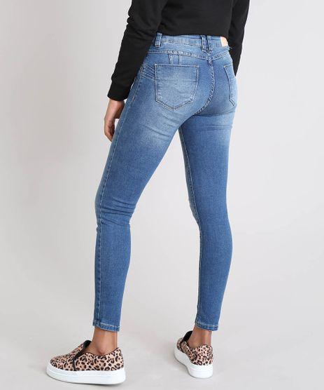 ca64e2535 Calca Jeans Cigarrete Feminina em promoção - Compre Online ...