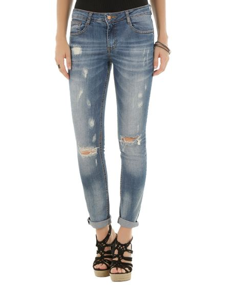 Calca-Jeans-Cigarrete-Azul-Medio-8505628-Azul_Medio_1