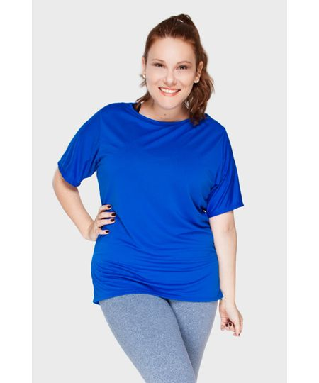 Blusa Fitness Plus Size
