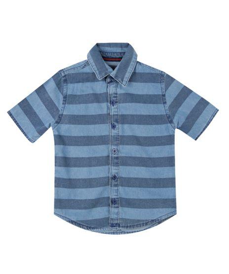 Camisa-Jeans-Listrada-Azul-Medio-8453285-Azul_Medio_1