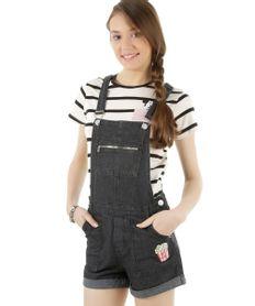 Jardineira-Jeans-com-Patch-Preta-8513636-Preto_1