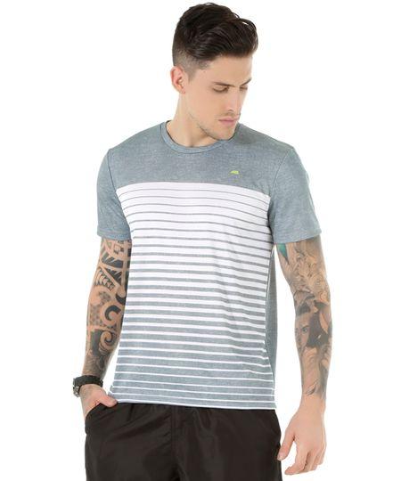 Camiseta de Treino Ace Cinza