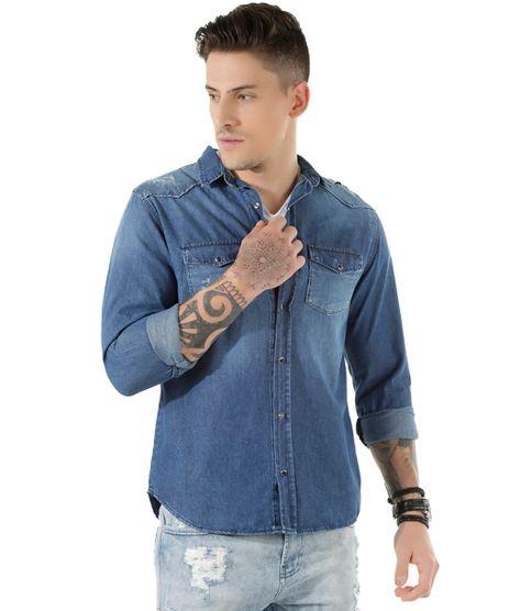 Camisa-Jeans-Azul-Medio-8450052-Azul_Medio_1