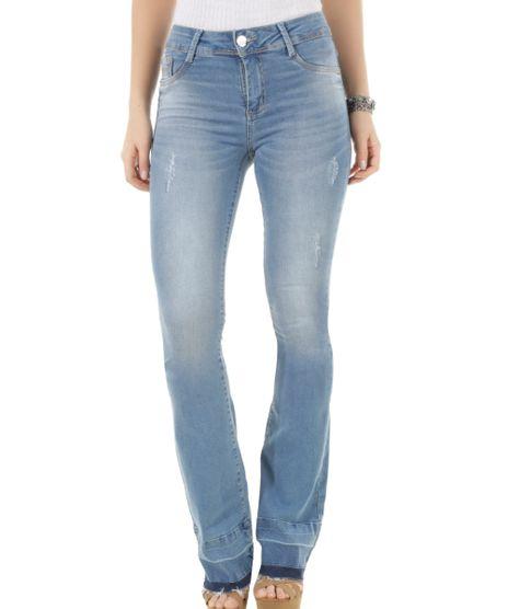 Calca-Jeans-Flare-Sawary-Azul-Medio-8478869-Azul_Medio_1