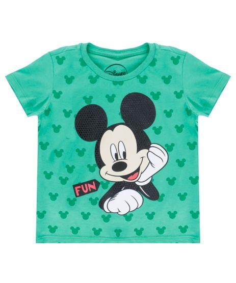 Camiseta-Mickey-Verde-8510668-Verde_1