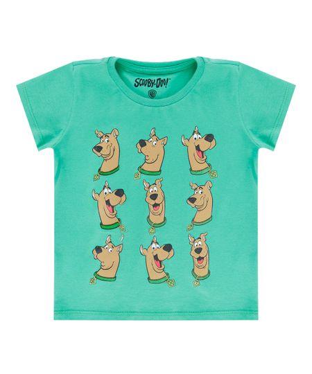 Camiseta Scooby Doo Verde