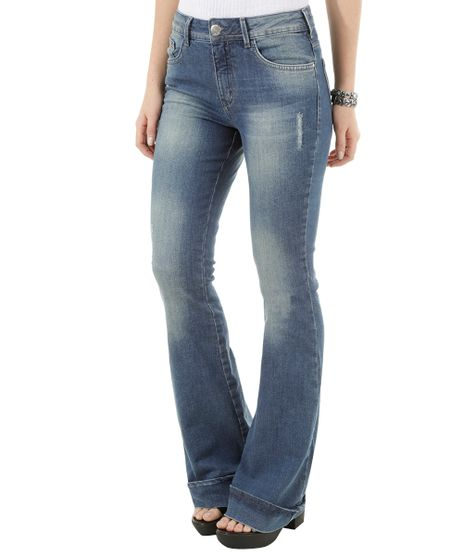 Calca-Jeans-Flare-Azul-Medio-8453621-Azul_Medio_1