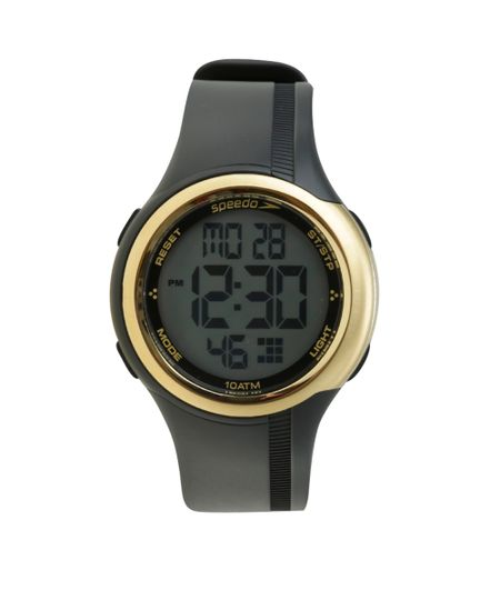Relógio Speedo Digital Feminino - 80587L0EVNP2 Preto