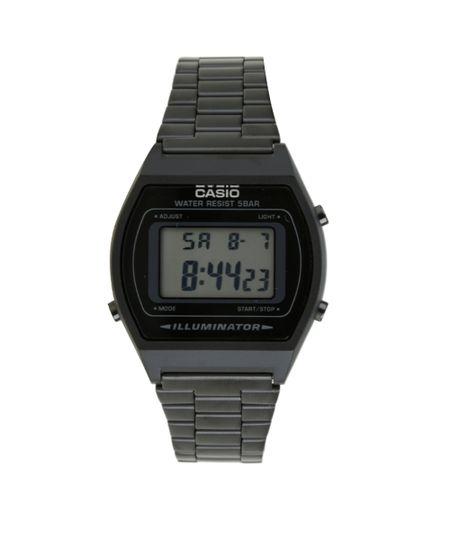 Relógio Digital Casio Feminino - B640WB1AEF Preto