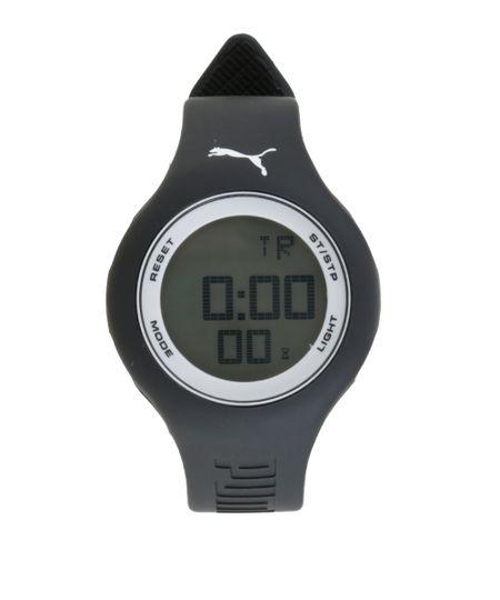 Relógio Digital Puma Masculino - 96142G0PANP2 Preto