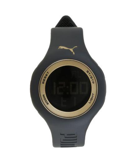 Relógio Digital Puma Masculino - 96142M0PVNP6 Preto