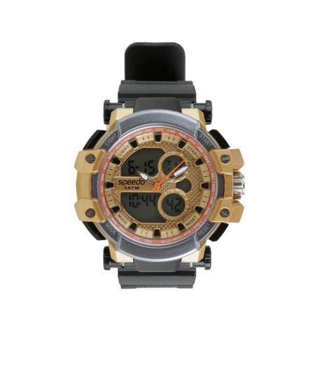 Relógio Speedo Digital Masculino - 81108G0EVNP1 Preto