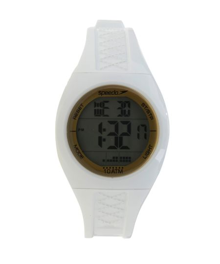 Relógio Speedo Digital Feminino - 80599L0EVNP2 Branco