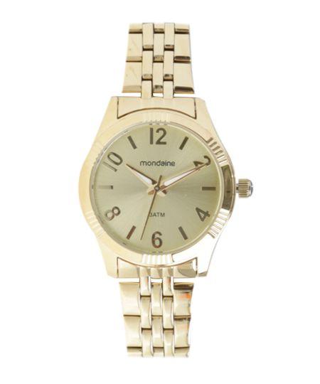 Relógio Mondaine Analógico Feminino - 94887LPMVDE1 Dourado