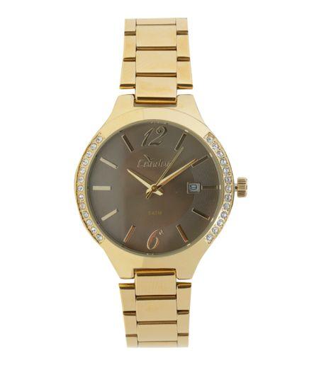 Relógio Analógico Condor Feminino -  CCO2115TO4C Dourado