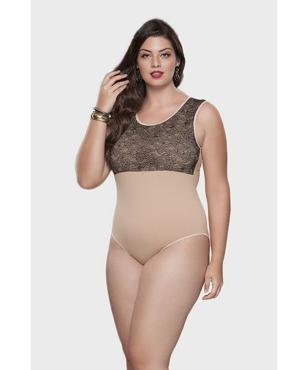 Body Sandalo Plus Size