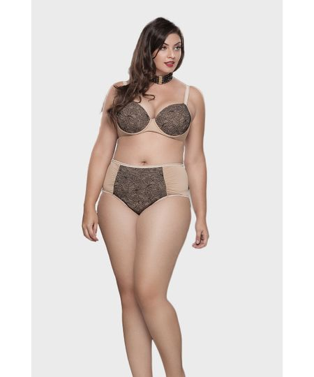 Calcinha Sandalo Plus Size
