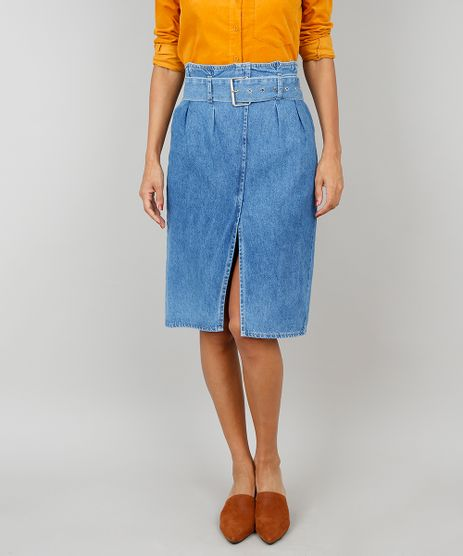 1e10044fdc Saia Jeans 46 em promoção - Compre Online - Melhores Preços