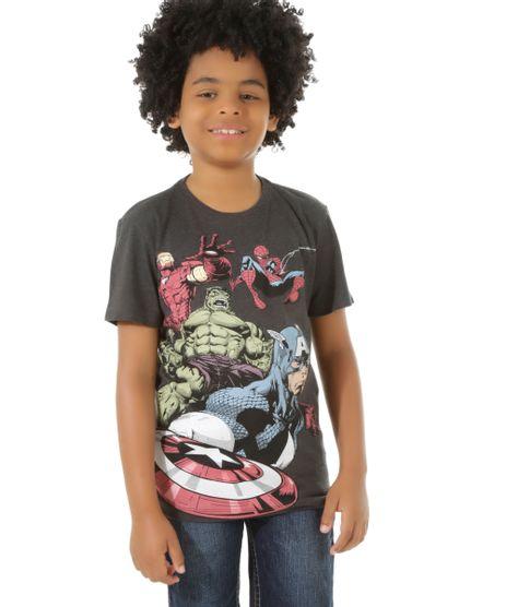 Camiseta-Os-Vingadores-Cinza-Mescla-Escuro-8492470-Cinza_Mescla_Escuro_1