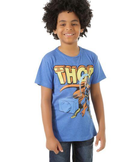 Camiseta Thor Azul