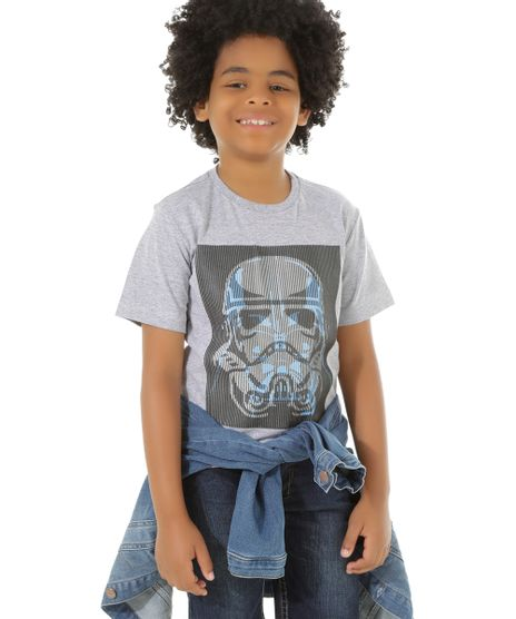 Camiseta-Stormtrooper-Cinza-Mescla-8484693-Cinza_Mescla_1