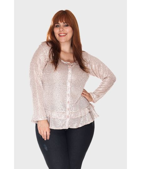 Casaqueto Atlanta Plus Size