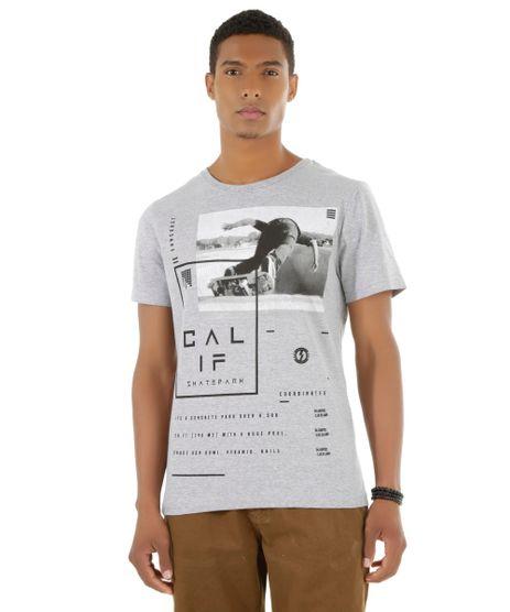 Camiseta--Calif-Skatepark--Cinza-Mescla-8487411-Cinza_Mescla_1