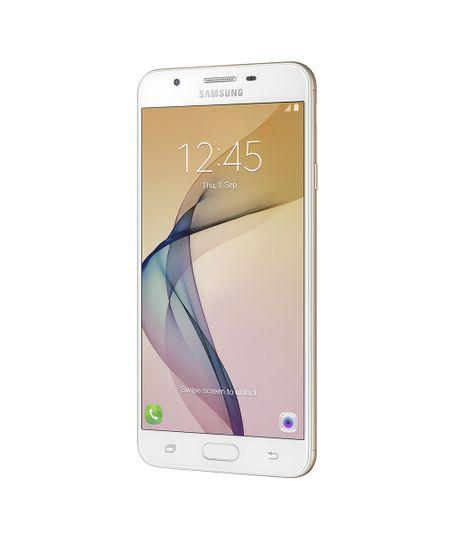 Celular Smartphone Samsung Galaxy J7 Prime G610 32gb Dourado - Dual Chip