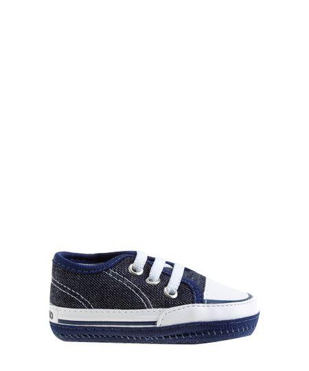 Tênis Jeans Pimpolho Azul