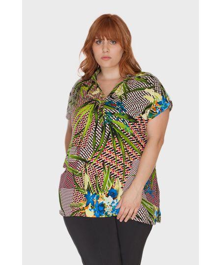 Camisa Bela Cultura Plus Size