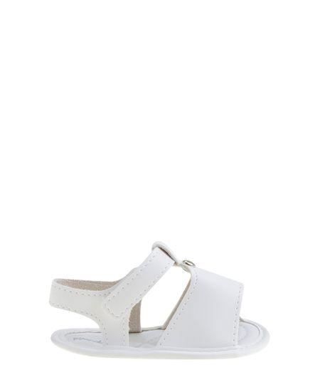 Sandália Pimpolho Branca