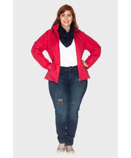 Jaqueta Woman Confort Plus Size