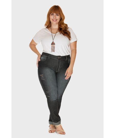 Calça Jeans Tailandia Plus Size