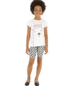 Conjunto-de-Blusa-Off-White---Bermuda-Cinza-Mescla-8370458-Cinza_Mescla_1
