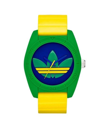 Relógio Adidas Originals Analógico Borracha - ADH29498AN