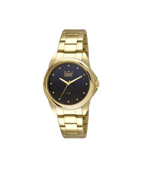 Relógio Dumont Feminino Elements DU2035LNU/4A Dourado