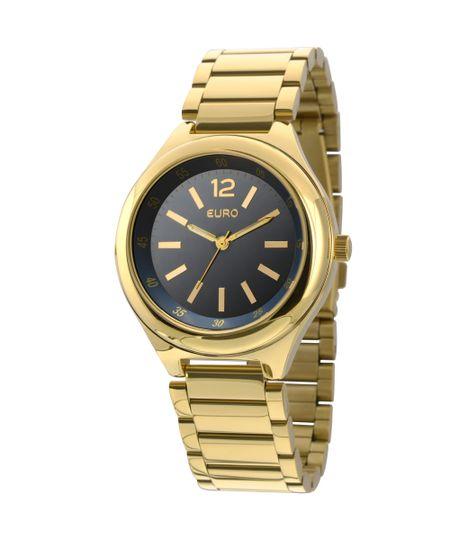 Relógio Euro Feminino  Espelhado EU2035XYT/4A-Dourado
