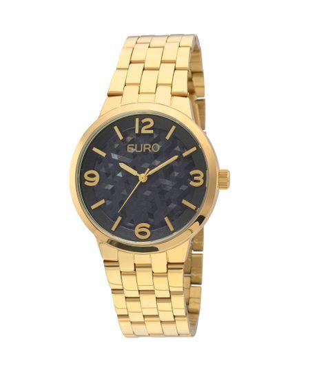 Relógio Euro Irregular Dourado - EU2036LZG/4A