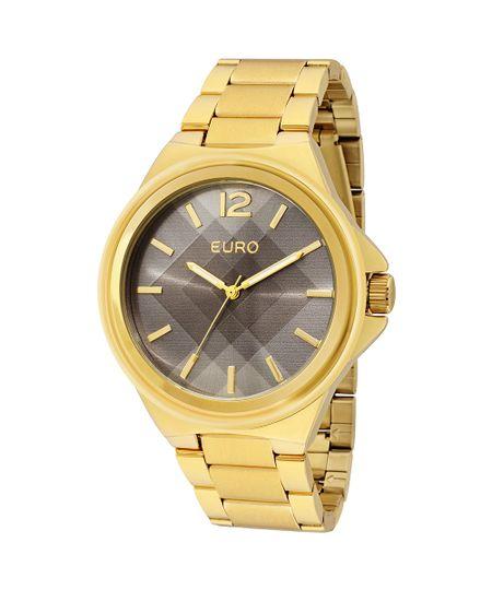 Relógio Euro Feminino Colors EU2035YDS/4C - Dourado