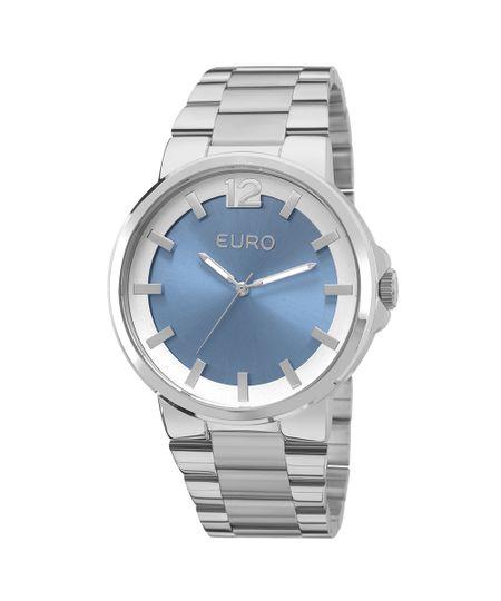Relógio Euro Feminino Colors EU2035YEF/1A - Prata