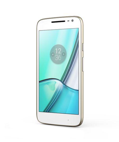 Smartphone Moto G4 Play DTV Colors Edição Especial Dourado
