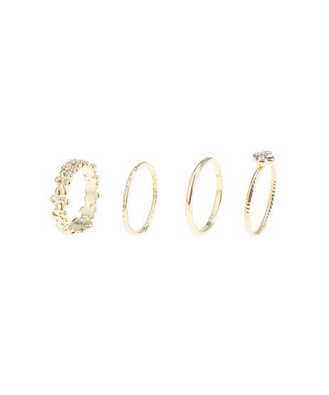 Kit-de-4-Aneis-Dourado-8502680-Dourado_1