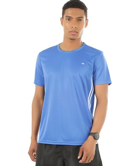 Camiseta Ace Dry Azul Royal